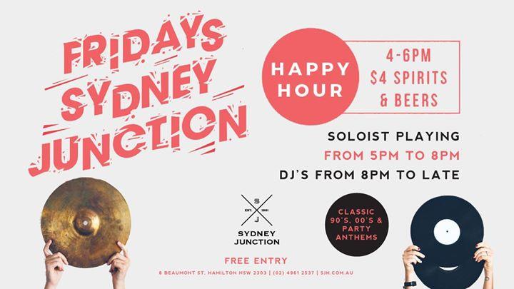 Fridays // Sydney Junction