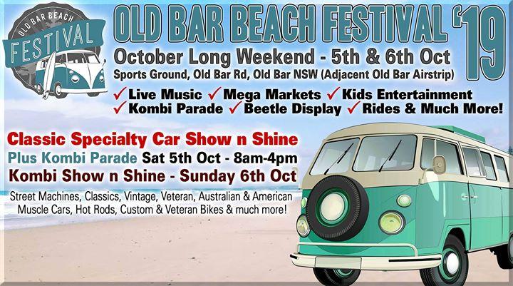 Old Bar Beach Festival 2019