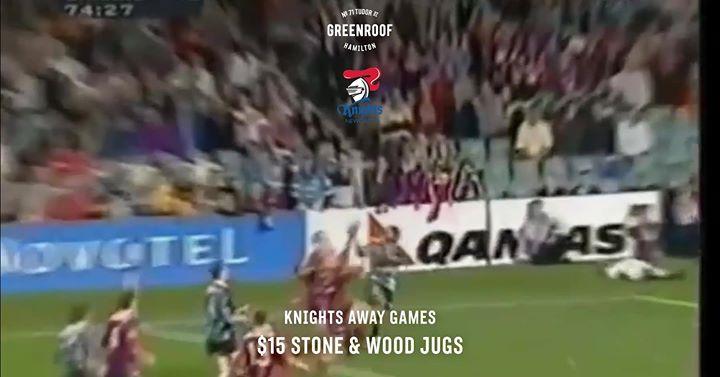 Knights Away Games • $15 Stone & Wood Jugs