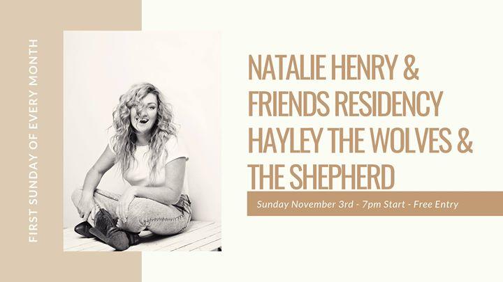 Natalie Henry & Friends Residency – November