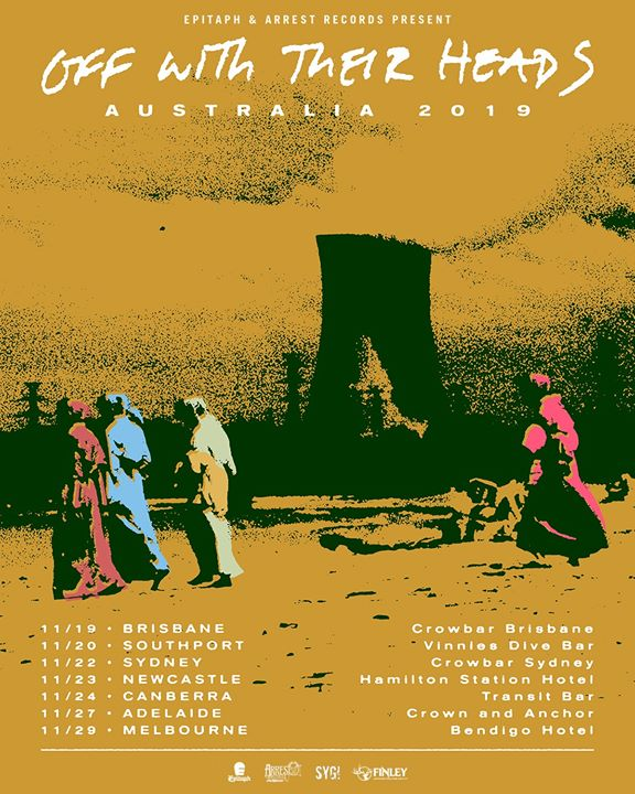 Off With Their Heads (USA) – Newcastle