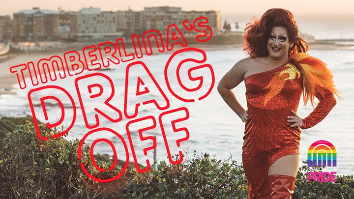 Newcastle Pride | Timberlina's Drag Off Grand Final