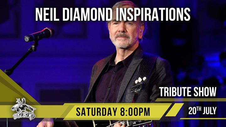 Neil Diamond Inspirations – Tribute Show