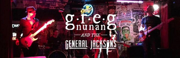 Greg Nunan & The General Jacksons