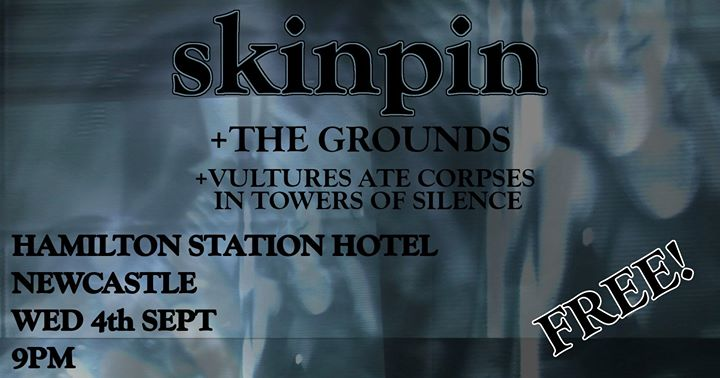 Skinpin, The Grounds at The Hamo