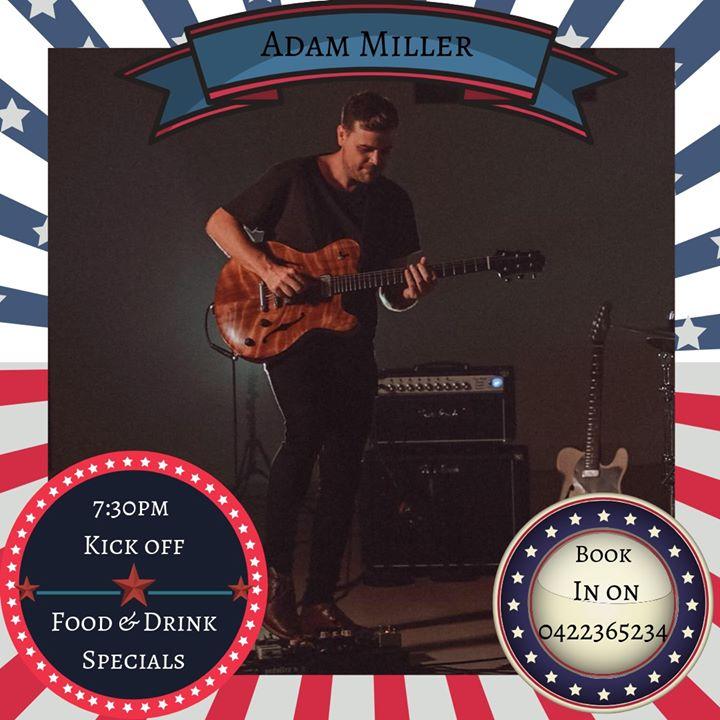 Adam Miller Live at Quill Compasss
