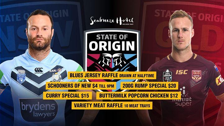 Origin - Game 3 | Newcastle Live