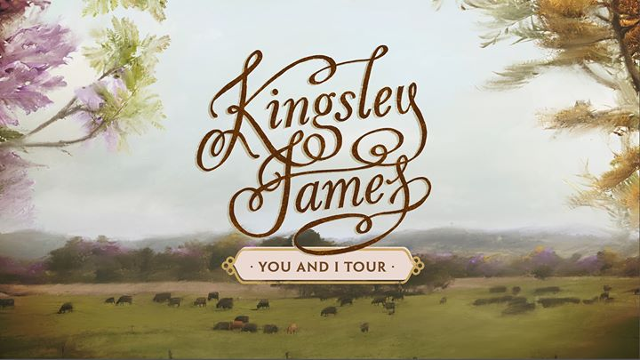 "Kingsley James Band ""You and I Tour"" Newcastle"