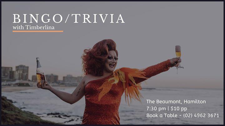 Bingo & Trivia Hosted By Timberlina