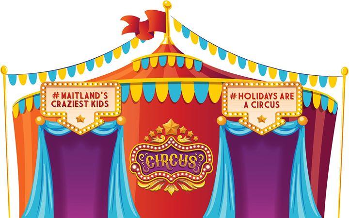 Free Holiday Circus Fun