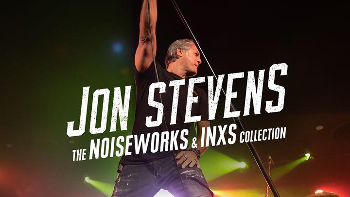 Jon Stevens – The Noiseworks & INXS Collection