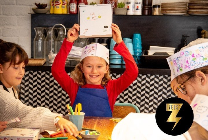 Kids Workshop – Make your own pita and eat it too!