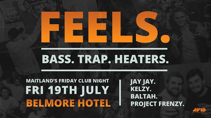 FEELS. ••• Bass Trap Heaters