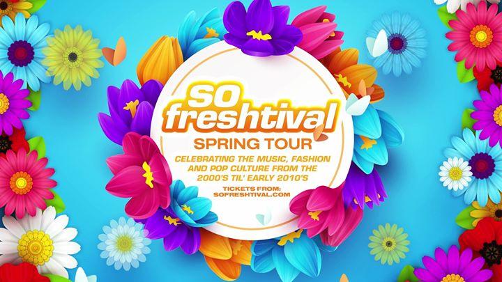 So Freshtival Spring Newcastle