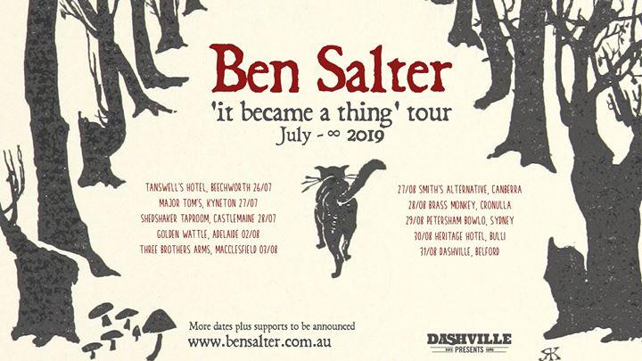 Ben Salter: Dashville Nights