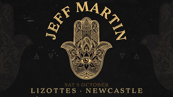 Jeff Martin – Live at Lizottes