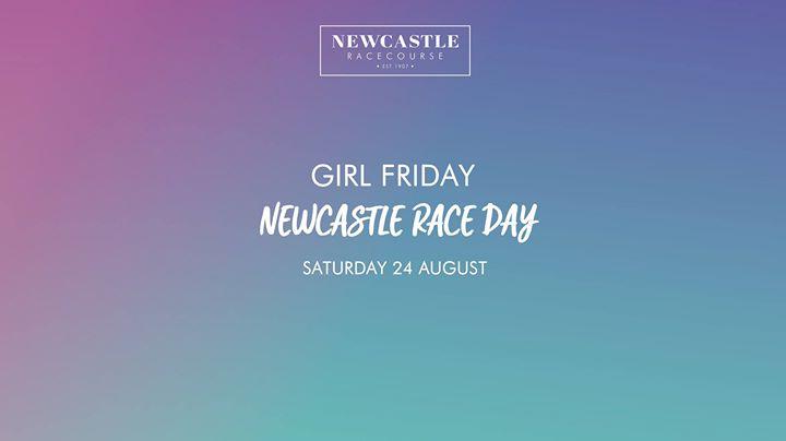 Girl Friday Race Day