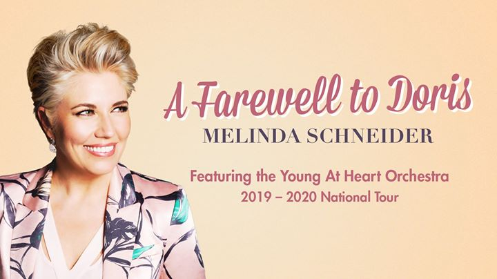 Melinda Schneider: A Farewell To Doris $39pp