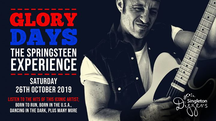 Glory Days – The Springsteen Experience