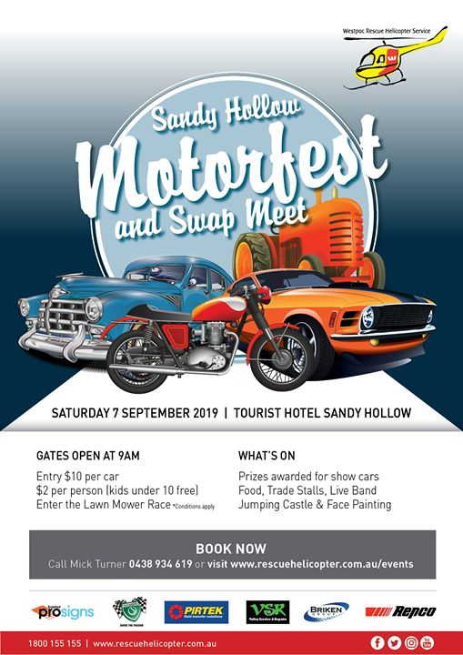 Sandy Hollow Motorfest 2019
