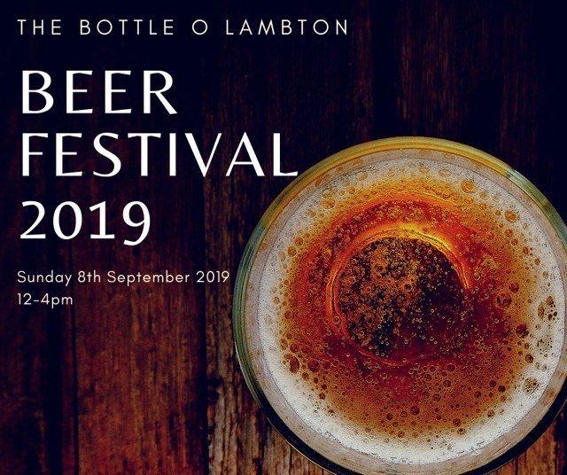 The Bottle O Lambton Beer Festival 2019