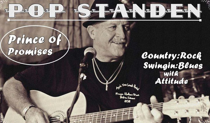 Pop Standen & the Prince of Promises at The Stag and Hunter