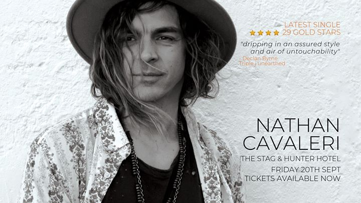 Nathan Cavaleri – Demons Tour – Newcastle