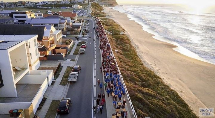 """World Suicide Prevention Day – """"Walk with Us"""""""