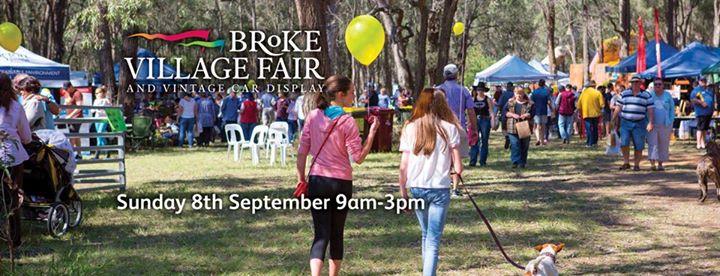 2019 Broke Village Fair