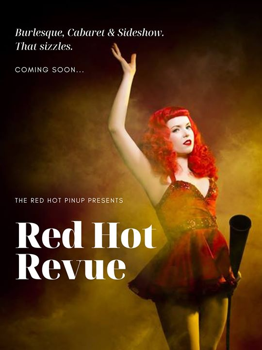 The Red Hot Pinup Presents – The Red Hot Revue Newcastle!