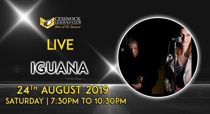 Iguana – LIVE