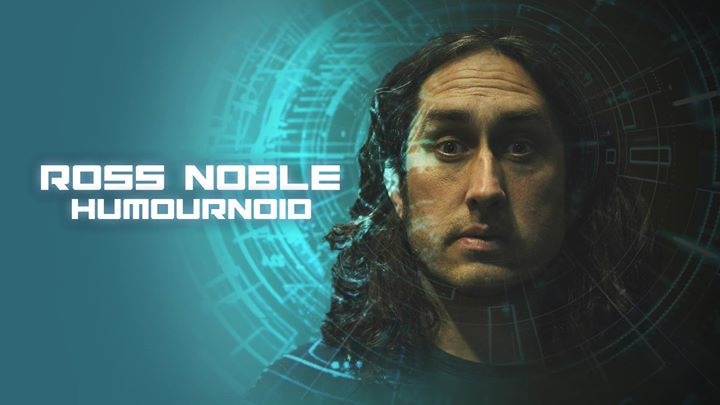 Ross Noble – Humournoid – Cessnock