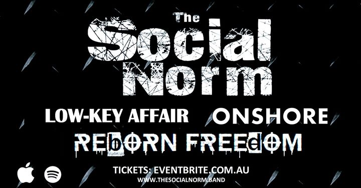 Grunge, punk and Munted Wizards The Social Norm + Supports