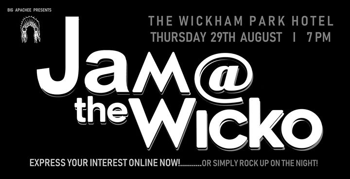 Jam at the Wicko
