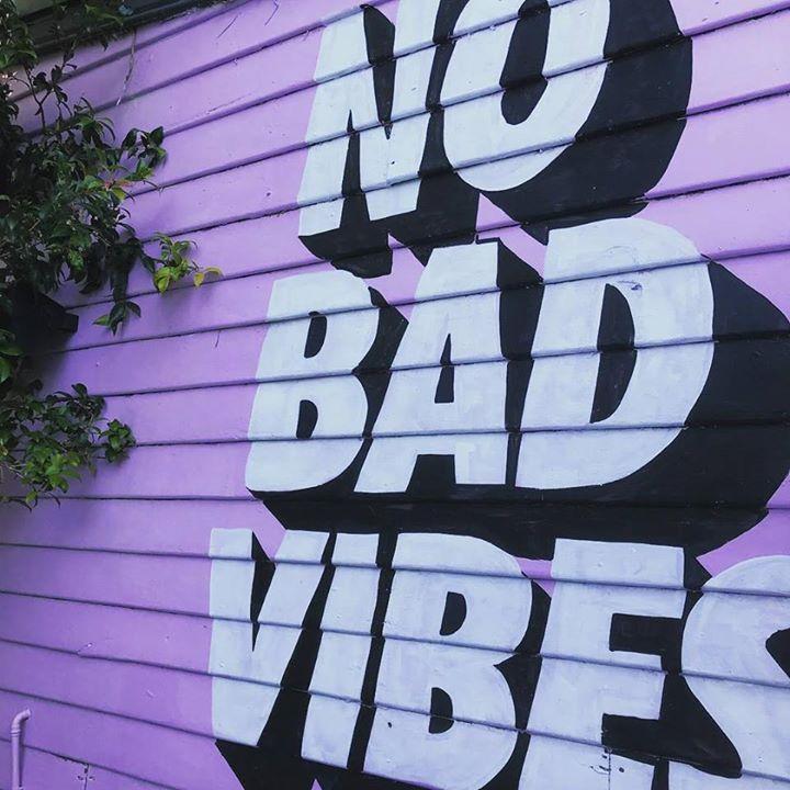 No Bad Vibes Sundays
