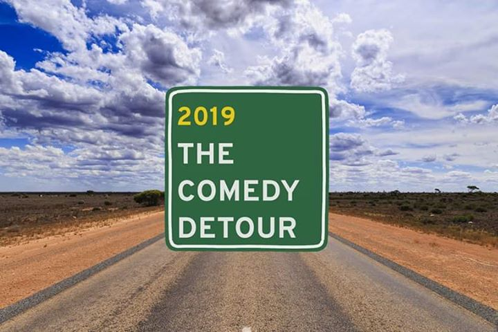The Comedy Detour – Final Show (LIVE Recording)