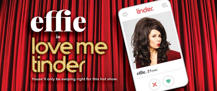Effie in Love Me Tinder
