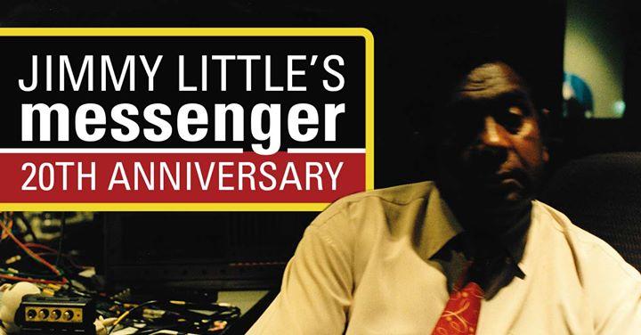 Jimmy Little's Messenger 20th