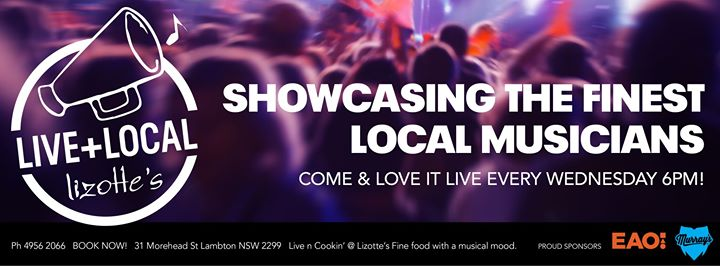 Live N Local feat. Cooks & Bakers, Aaron White Band,Elissa Shand