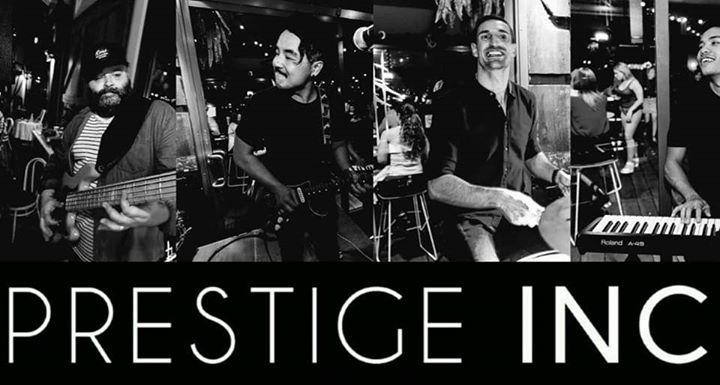 Prestige Inc live at Honeysuckle Hotel
