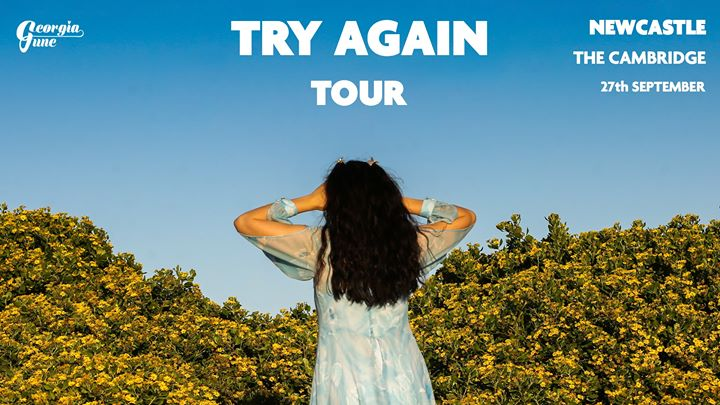 Try Again GJ TOUR- Newcastle