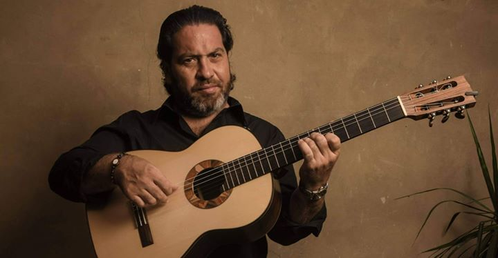 "Paco Lara In Concert ""The Andalusian Guitar"""