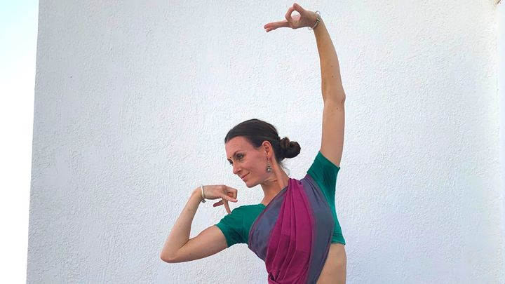 Intro To Odissi Dance