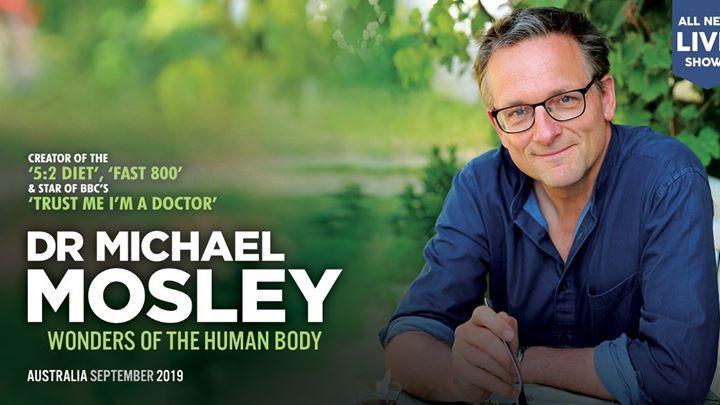 Michael Mosley | Newcastle