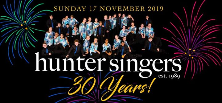 Hunter Singers 30 Years!