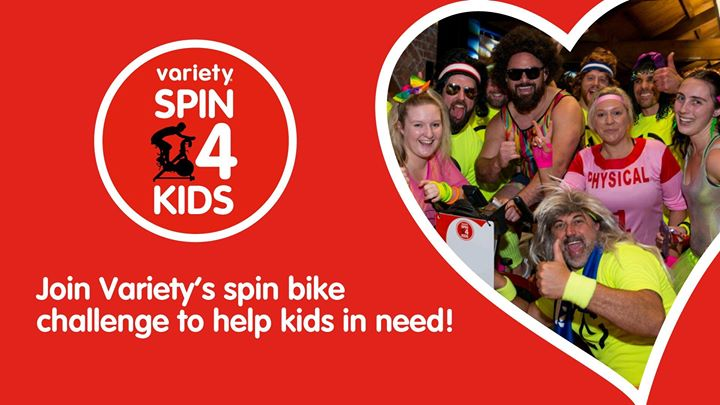 Variety Spin 4 Kids Newcastle