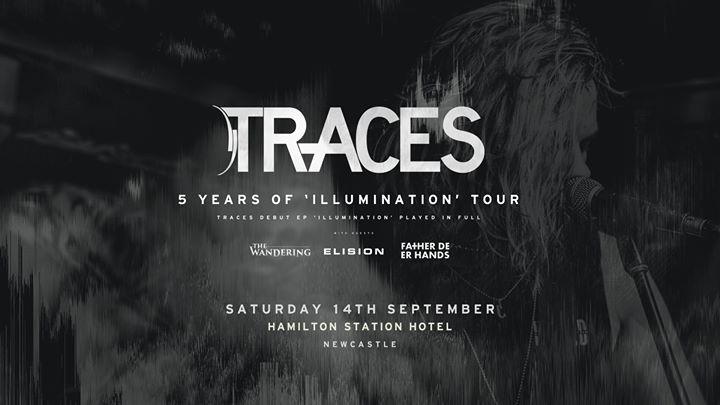 Traces Newcastle '5 Years of Illumination Tour'