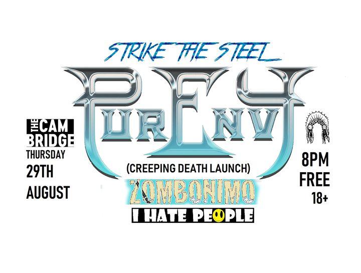 Strike The Steel