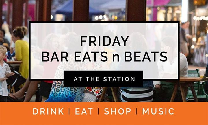 Friday Bar Eats n Beats 1st & 3rd Friday of each month