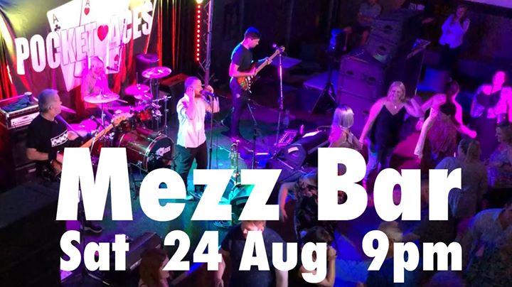 Pocket Aces at Mezz Bar